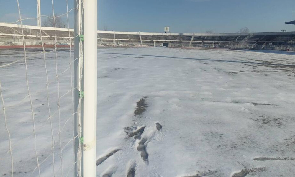 Football League: Οριστική αναβολή στο Τρίκαλα-Απόλλων Λάρισας (photos)