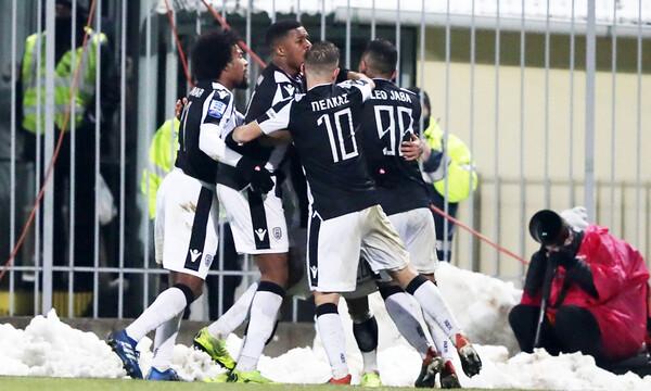 Αστέρας Τρίπολης-ΠΑΟΚ 0-3: «Δήλωση»... τίτλου στην Τρίπολη! (photos)
