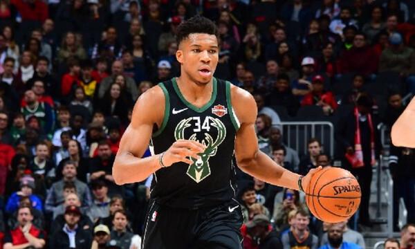 NBA: Αγριεμένος Γιάννης, νίκη για Μπακς (video & photos)
