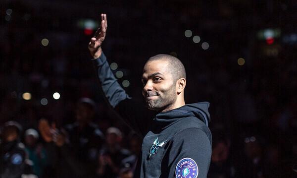 NBA: Απόλυτη αποθέωση για Πάρκερ στο Σαν Αντόνιο (videos & photos)