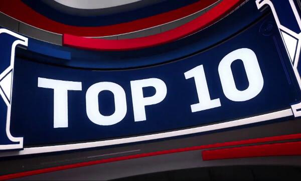 ΝΒΑ Top 10: Απίστευτο θέαμα στα Highlights της ημέρας! (vid)