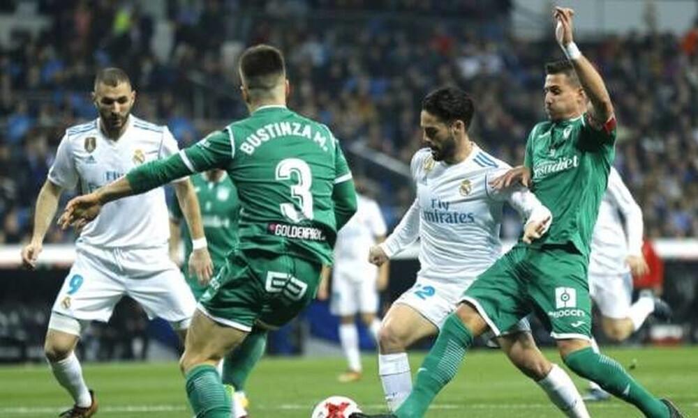 Νικάει η Ρεάλ Μαδρίτης