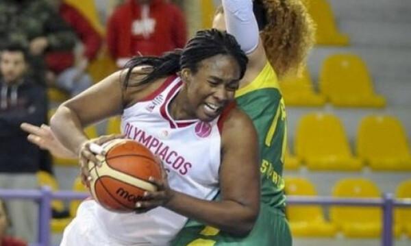 Euroleague γυναικών: Ιστορική νίκη για τον Ολυμπιακό