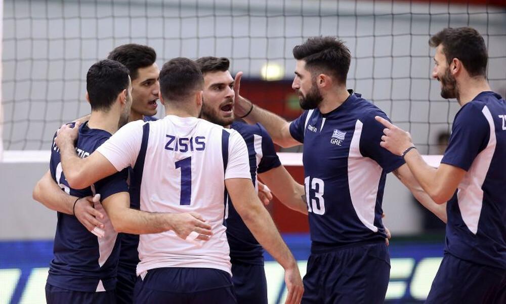 Ευρωπαϊκό πρωτάθλημα βόλεϊ: Στα… δύσκολα η Εθνική!