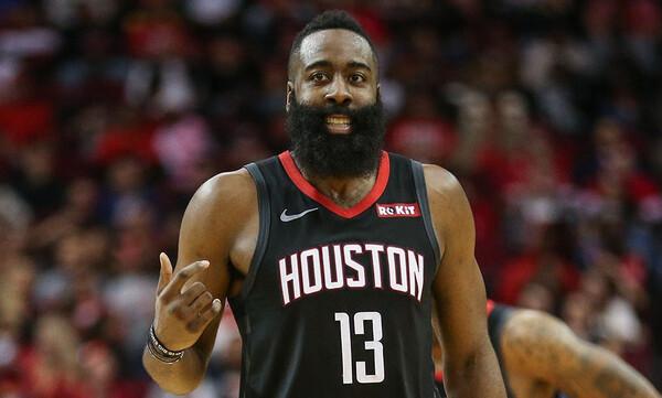 NBA: Πολλά νεύρα ο Χάρντεν (video)