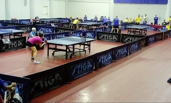 Πινγκ Πονγκ: Συνέχεια στο πρωτάθλημα της Α2