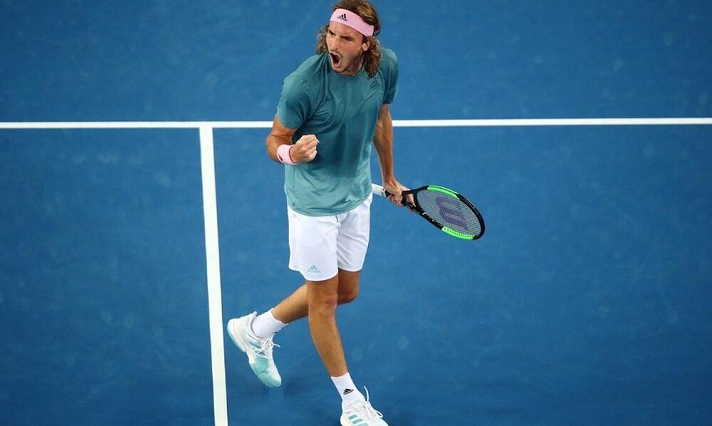 Στέφανος Τσιτσιπάς: Ο νέος μύθος του παγκόσμιου τένις είναι Έλληνας! (videos)