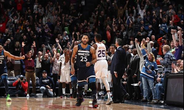 NBA: Κυρίαρχος Ρόουζ στο Top-5 (video+photos)