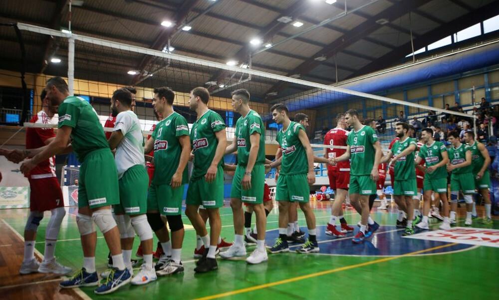 Volley League: Κόντρα «αιωνίων» στο Ρέντη (photos)