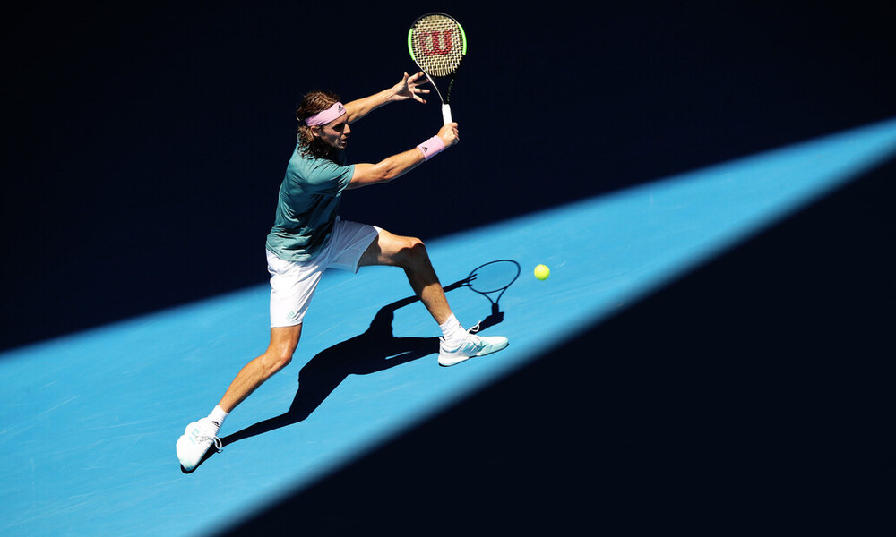 Μια Ελλάδα φως, μια Ελλάδα τένις