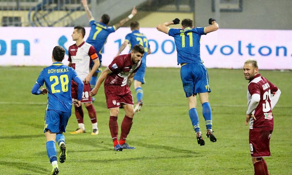 Αστέρας Τρίπολης – Λάρισα 5-3: Τα στιγμιότυπα από το ματς της χρονιάς! (video)