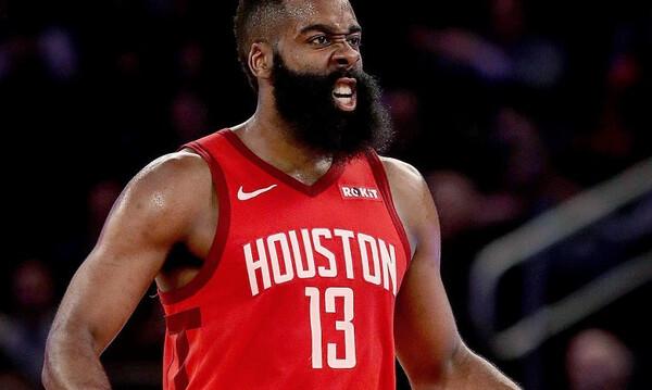 NBA: Κάνει πλάκα ο Χάρντεν (video)