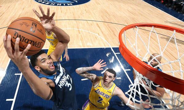 NBA: Κάνει πλάκα ο Καρλ Άντονι Τάουνς! (video+photos)