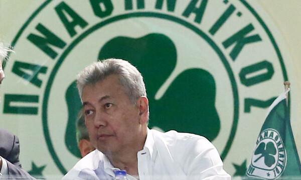 Πρόεδρος Μουσκρόν: «Ο Παϊρόζ δεν μπήκε στον Παναθηναϊκό λόγω χρέους»