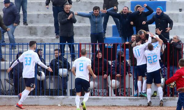 Football League: Ζωντανός για την άνοδο ο Ηρακλής!