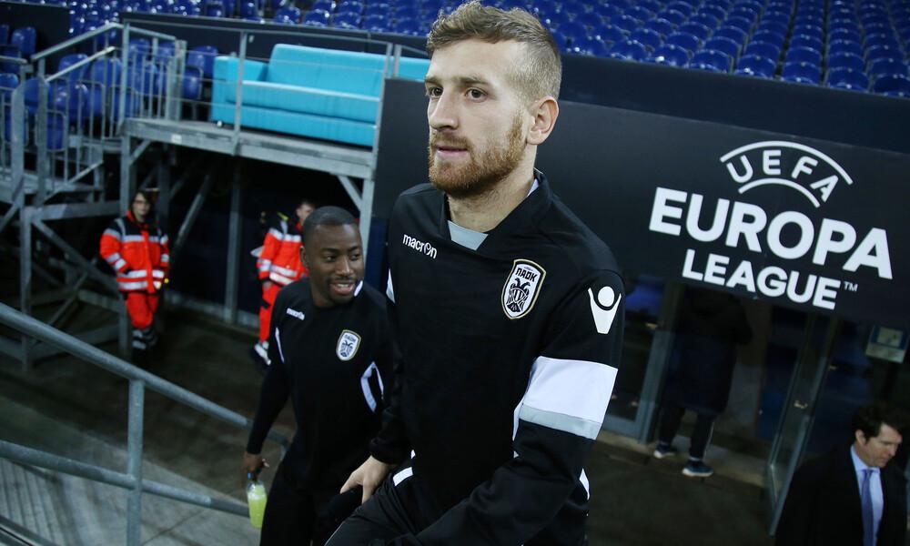 ΠΑΟΚ  Επέστρεψε στην Τούμπα ο Ενρίκε (photos) - Onsports.gr 0e5e0834508