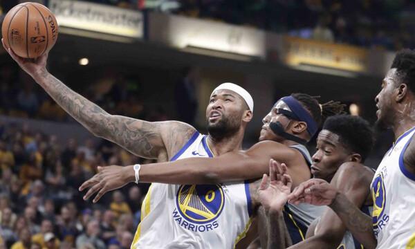 NBA: Τρομάζουν οι Γουόριορς! (photos+video)