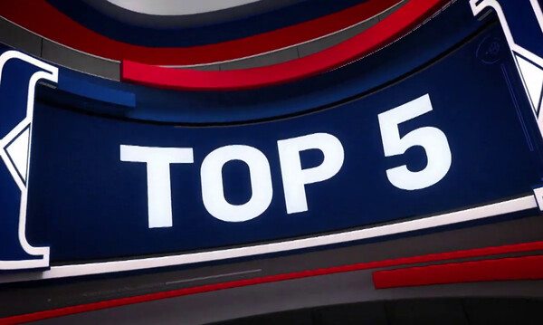 NBA Top 5: Υπόθεση… Κάρι! (vid)