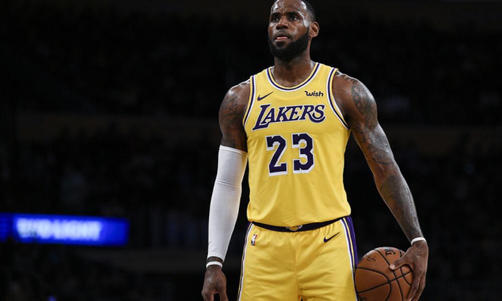 NBA: Η επιστροφή του «βασιλιά» (photos)