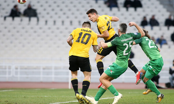 ΑΕΚ-Λεβαδειακός 1-0: Με υπογραφή Πόνσε πριν το ντέρμπι με τον ΠΑΟΚ