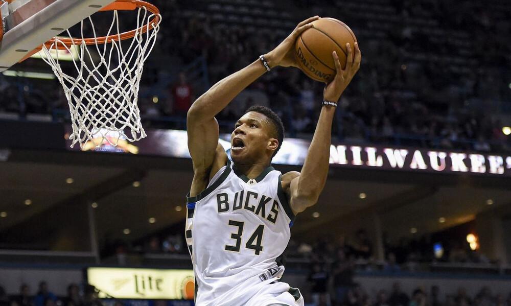 NBA: Γιάνναρος στην κορυφή του Top-5! (video+photos)
