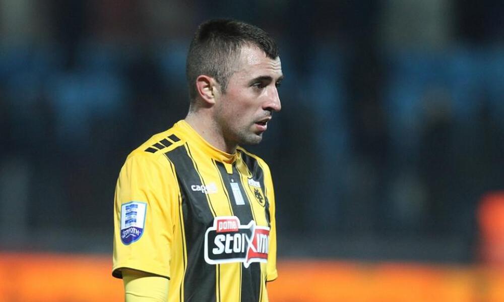 Κρίστισιτς: «Περιμένω το ματς με τον ΠΑΟΚ»