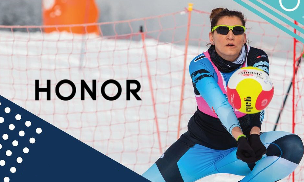 Snow Volley 2019: Η HONOR επίσημος χορηγός!