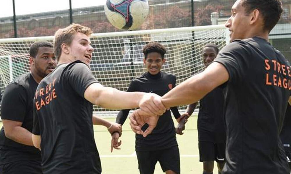 Street League, το ιδιαίτερο πρότζεκτ για τους νέους