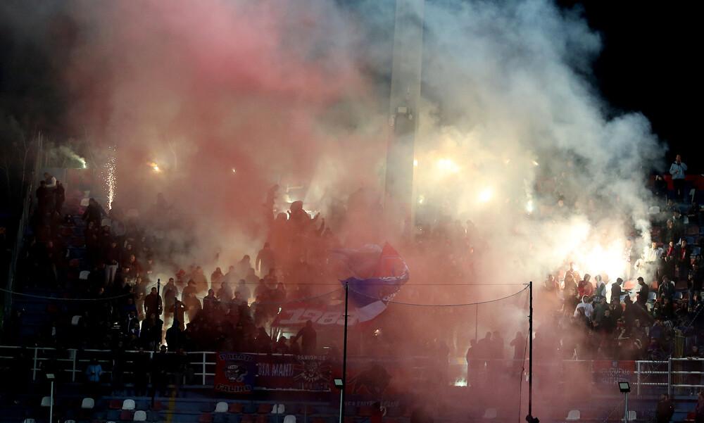 Οργή Πανθήρων κατά Ολυμπιακού, Πανιωνίου, Super League και αστυνομίας