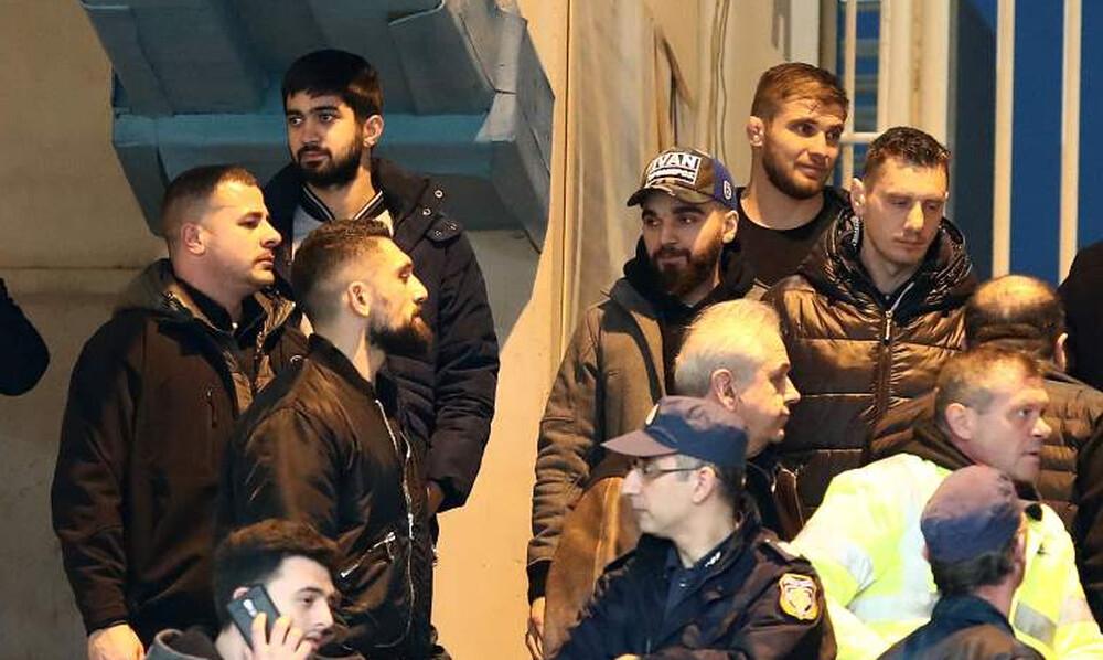 AEK-ΠΑΟΚ: Με καπέλο «Ιβάν ο τρομερός» ο Γιώργος Σαββίδης στο ΟΑΚΑ! (photos)