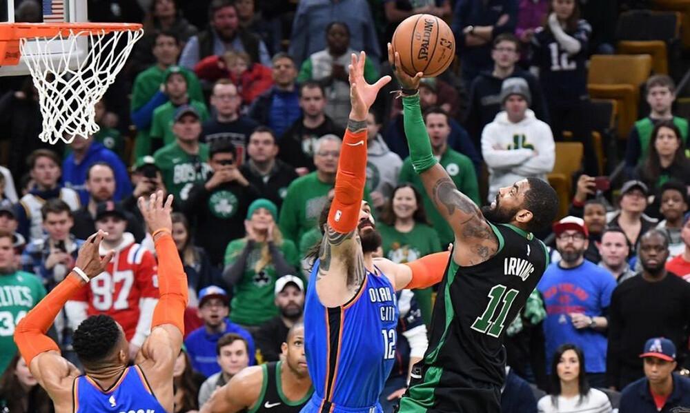 NBA: Τα «χορευτικά» του Ίρβινγκ καθηλώνουν στο Top-5 (video+photos)