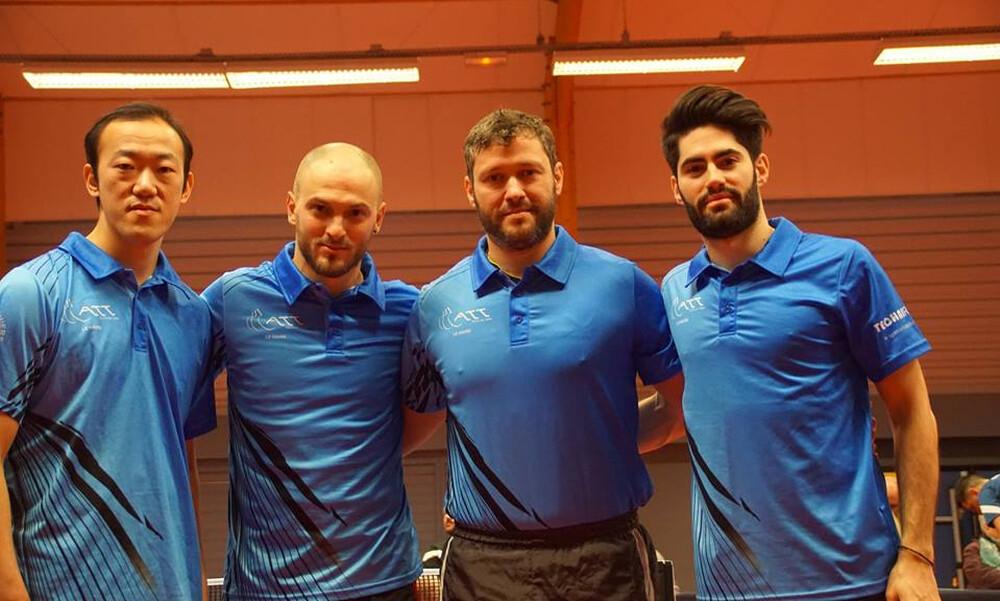 Πώς άρχισαν τη 2η φάση στις National κατηγορίες της Γαλλίας οι Έλληνες αθλητές
