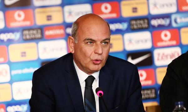 Στη Ρώμη για τις εκλογές της UEFA η ΕΠΟ