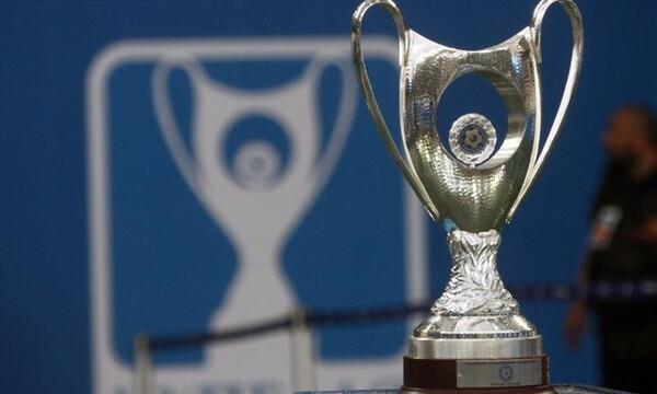 Live οι προημιτελικοί στο Κύπελλο Ελλάδας