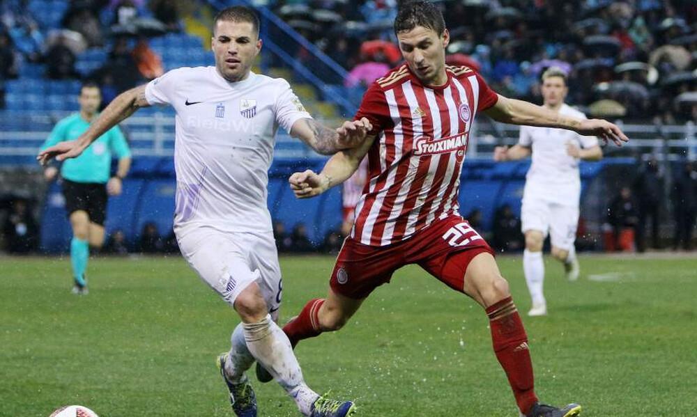 Κύπελλο Ελλάδας: «Αγγλικό» 3-3 στη Λαμία, προβάδισμα για Ολυμπιακό