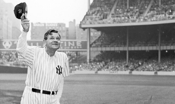 Ο κορυφαίος αθλητής του 20ου αιώνα άκουγε στο όνομα «Babe Ruth»