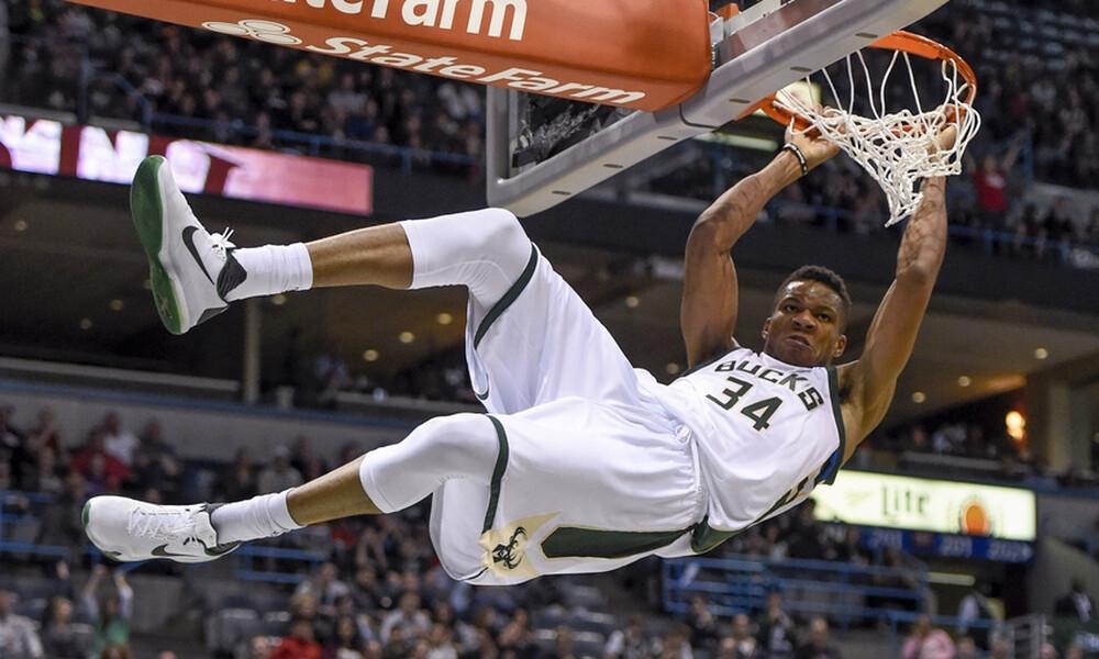 NBA: Top-10 χωρίς Γιάννη δεν γίνεται! (video)