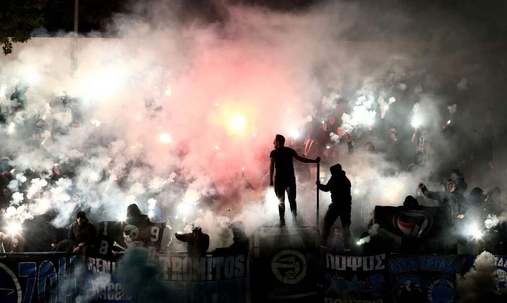 Ατρόμητος-ΑΕΚ: Πήρε «φωτιά» το Περιστέρι, πλήγμα με Τσιγκρίνσκι (photos)