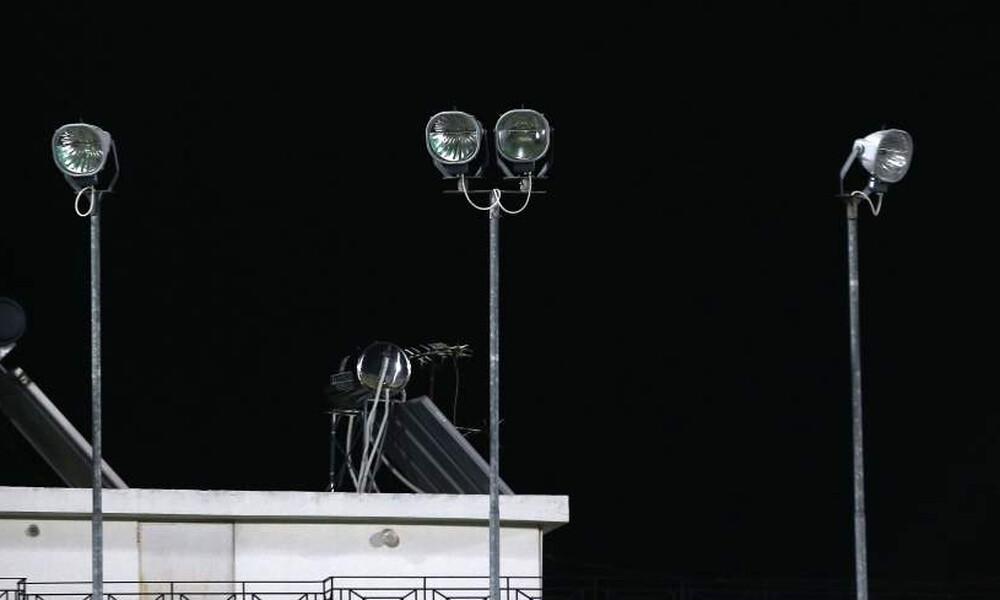 Ατρόμητος-ΑΕΚ: Έσβησαν τα φώτα στο Περιστέρι! (photos)