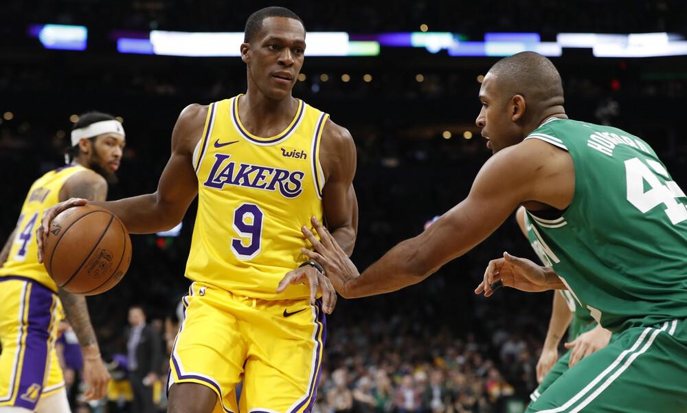 NBA: Με Ρόντο στην κορυφή το σημερινό Top-10! (video)