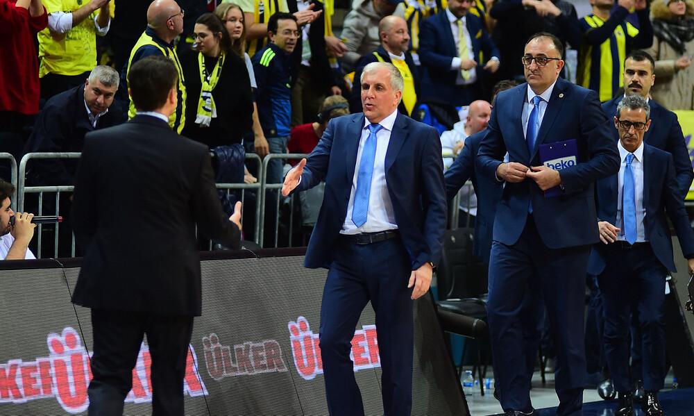 Ομπράντοβιτς: «Ήταν απαραίτητο να σταματήσουμε το παιχνίδι του Παναθηναϊκού»