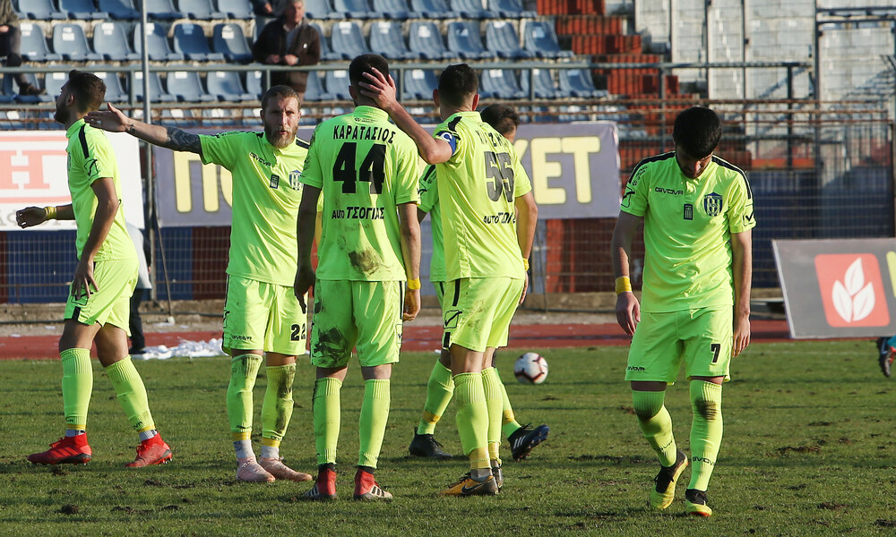 Football League: Ασταμάτητος ο Βόλος, πήρε το ντέρμπι ο Απόλλωνας Λάρισας