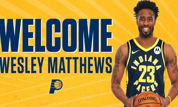NBA: Πήραν Μάθιους οι Πέισερς!