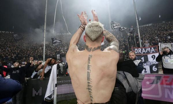 ΠΑΟΚ – Ολυμπιακός: Στη Θύρα 4 το… πάρτι της ζωής τους (photos)