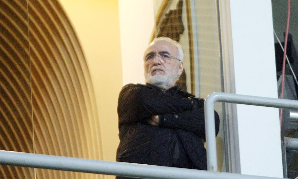 Σαββίδης: «Τίποτα να μη μας παρασύρει μακριά από το όνειρό»