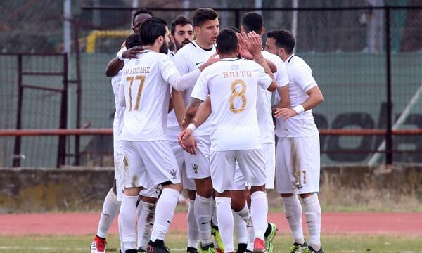 Football League: Άνετο 3-0 του Απόλλωνα Πόντου κόντρα στον Εργοτέλη (photos)