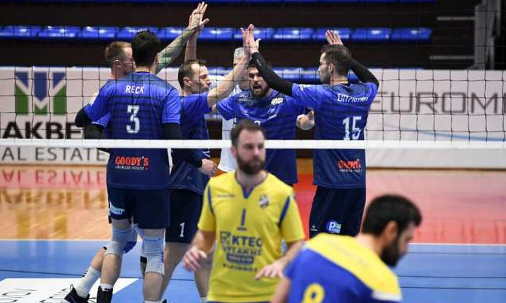 Volley League: Πέρασε από τη Κηφισιά ο Παμβοχαϊκός