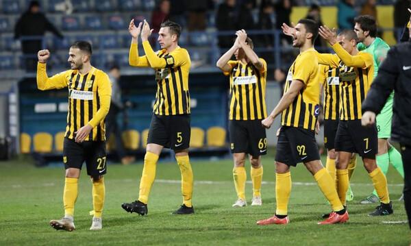 Αστέρας Τρίπολης – Άρης 0-3: Τα γκολ και οι καλύτερες φάσεις του αγώνα (video)
