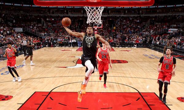 NBA: Top-10 χωρίς Γιάννη δεν γίνεται! (video+photos)