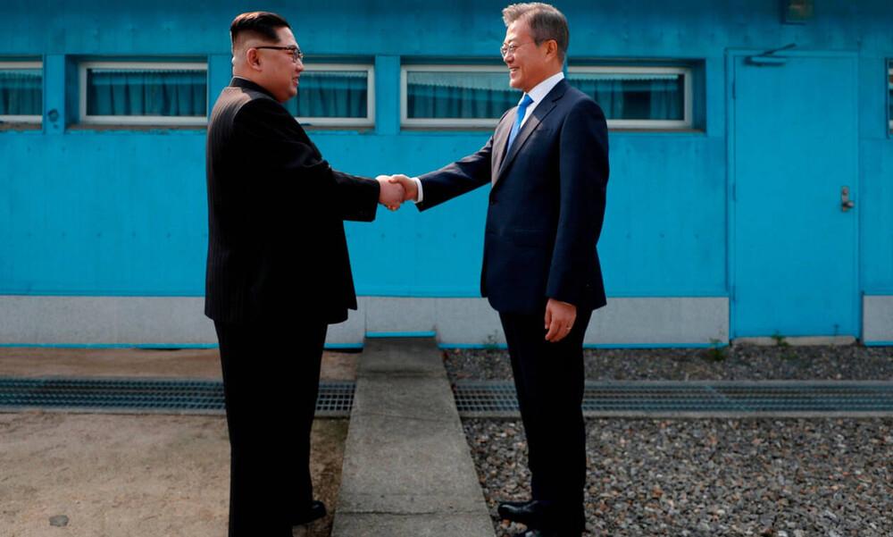 Κοινή υποψηφιότητα Νότιας - Βόρειας Κορέας για τους Ολυμπιακούς Αγώνες 2032